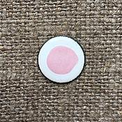 Материалы для творчества handmade. Livemaster - original item Overglaze paint Dulevo No. №5004 pink. Handmade.