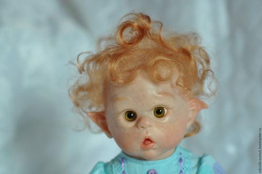 Куклы-младенцы и reborn ручной работы. Ярмарка Мастеров - ручная работа. Купить Оливия. Handmade. Комбинированный, кукла реборн, мохер