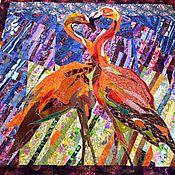 Для дома и интерьера handmade. Livemaster - original item Flamingo. Handmade.