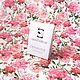"6х3,5х9 - белый (фактура ""лен"") коробочка-пакет из дизайнерского ка. Упаковка. Коробкин дом. Ярмарка Мастеров. Фото №5"