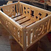 Мебель ручной работы. Ярмарка Мастеров - ручная работа люлька подвесная. Handmade.