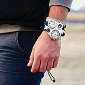 Украшения handmade. Livemaster - original item Jenny 2.0 quartz wrist watch. Handmade.
