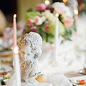 Свадебный салон ручной работы. Ярмарка Мастеров - ручная работа Нежная свадьба. Handmade.