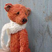 Куклы и игрушки ручной работы. Ярмарка Мастеров - ручная работа Мишка тедди Скромник. Handmade.