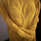 """Одежда ручной работы. Ярмарка Мастеров - ручная работа Джемпер""""Золотая осень"""". Handmade."""