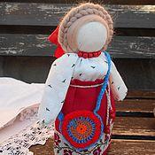 """Куклы и игрушки ручной работы. Ярмарка Мастеров - ручная работа """"Успешница"""" или """"Богатея"""" Кукла- оберег.. Handmade."""