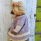 Куклы и игрушки ручной работы. Ярмарка Мастеров - ручная работа Мишка Виола. Handmade.