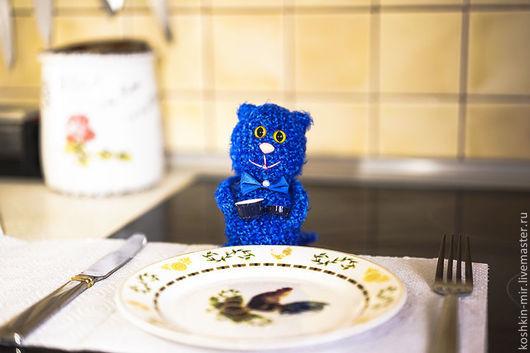 Котик-кулинар