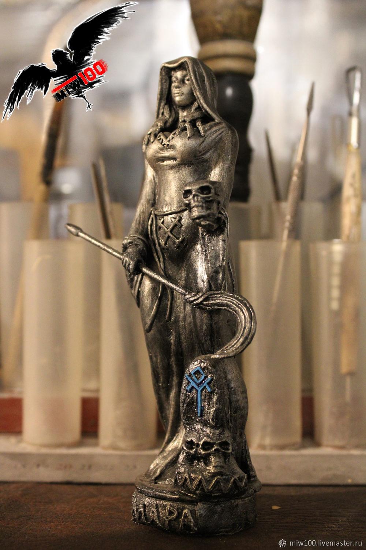 Ритуальные фигурки, Богиня Мара, Ритуальная атрибутика, Новочеркасск,  Фото №1