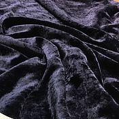 Материалы для творчества ручной работы. Ярмарка Мастеров - ручная работа 16-2140 шелковый бархат. Handmade.