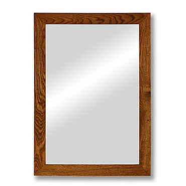 Для дома и интерьера ручной работы. Ярмарка Мастеров - ручная работа Настенное зеркало Лето из натурального массива дуба. Handmade.