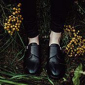 Обувь ручной работы. Ярмарка Мастеров - ручная работа Полуботинки Next. Handmade.