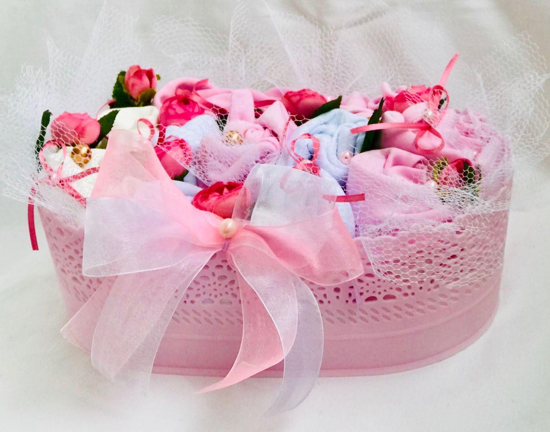 Гиацинтов, бэби-букет подарок для новорожденного