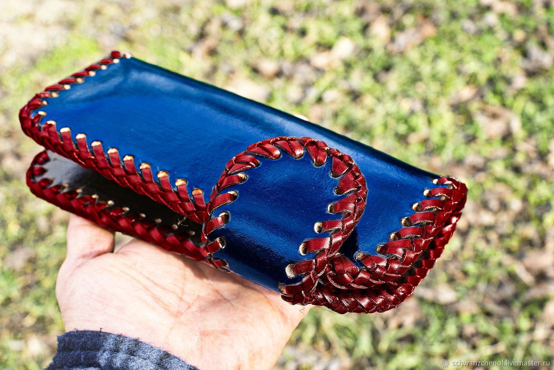 Leather wallet 'Color', Wallets, Krasnodar,  Фото №1