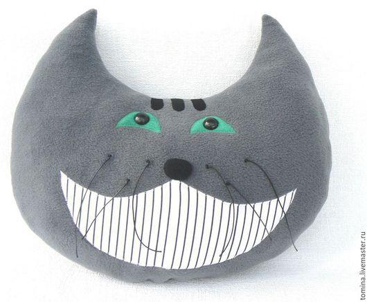 Кот. Купить Чеширский кот. Коты и кошки. Котик. Прикольный кот. Кот в подарок. Оригинальный подарок. Мягкая игрушка кот. Чеширский кот. Кот авторская игрушка купить.