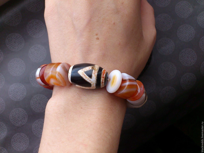 Сделать браслет-оберег своими руками
