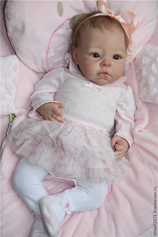 Reborn doll Alina, Reborn, Anzhero-Sudzhensk, Фото №1
