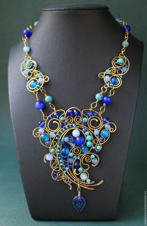 Necklace Jamilya (option), Necklace, St. Petersburg,  Фото №1
