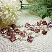 Украшения handmade. Livemaster - original item Beads