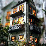"""Куклы и игрушки ручной работы. Ярмарка Мастеров - ручная работа """"Московских окон негасимый свет"""". Handmade."""