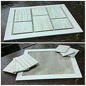 Материалы для творчества handmade. Livemaster - original item Panels 36h30,5h022 cm, billet . Handmade.