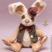 Куклы и игрушки ручной работы. Ярмарка Мастеров - ручная работа Кролик Марвин. Handmade.