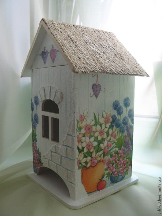 Кухня ручной работы. Ярмарка Мастеров - ручная работа. Купить Чайные домики. Handmade. Чай, подарок на 8 марта
