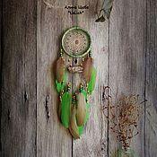 """Фен-шуй и эзотерика ручной работы. Ярмарка Мастеров - ручная работа Ловец Снов """"Прогулка по лесу"""". Handmade."""