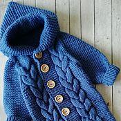 Работы для детей, handmade. Livemaster - original item Knit Romper