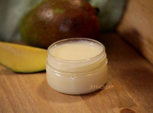 Натуральная косметика Joy and Soap. Питательный баттер для тела МАНГО