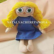 Куклы и игрушки ручной работы. Ярмарка Мастеров - ручная работа Кукла Матрёна из мультфильма. Handmade.