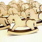 Для дома и интерьера ручной работы. Ярмарка Мастеров - ручная работа Подвесные лошадки. Handmade.