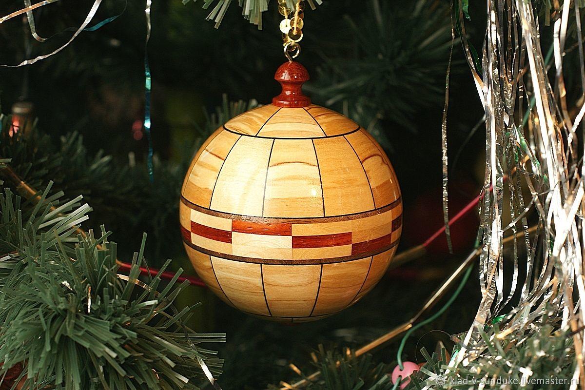 Новогодний шар.Елочная игрушка, Елочные игрушки, Здвинск,  Фото №1