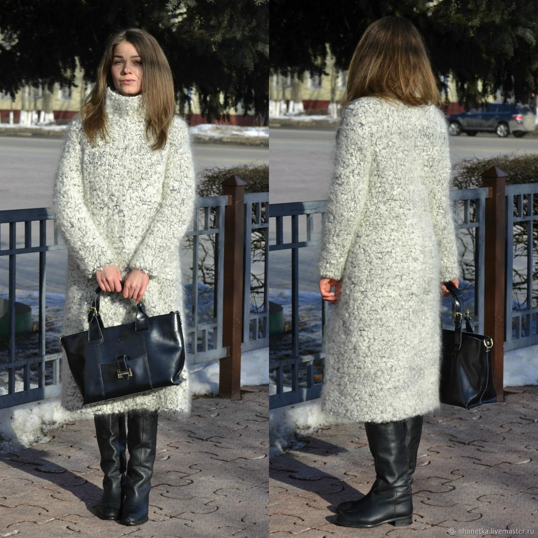 Пальто демисезонное женское – купить в интернет-магазине на Ярмарке ... 26dcba6588cfe