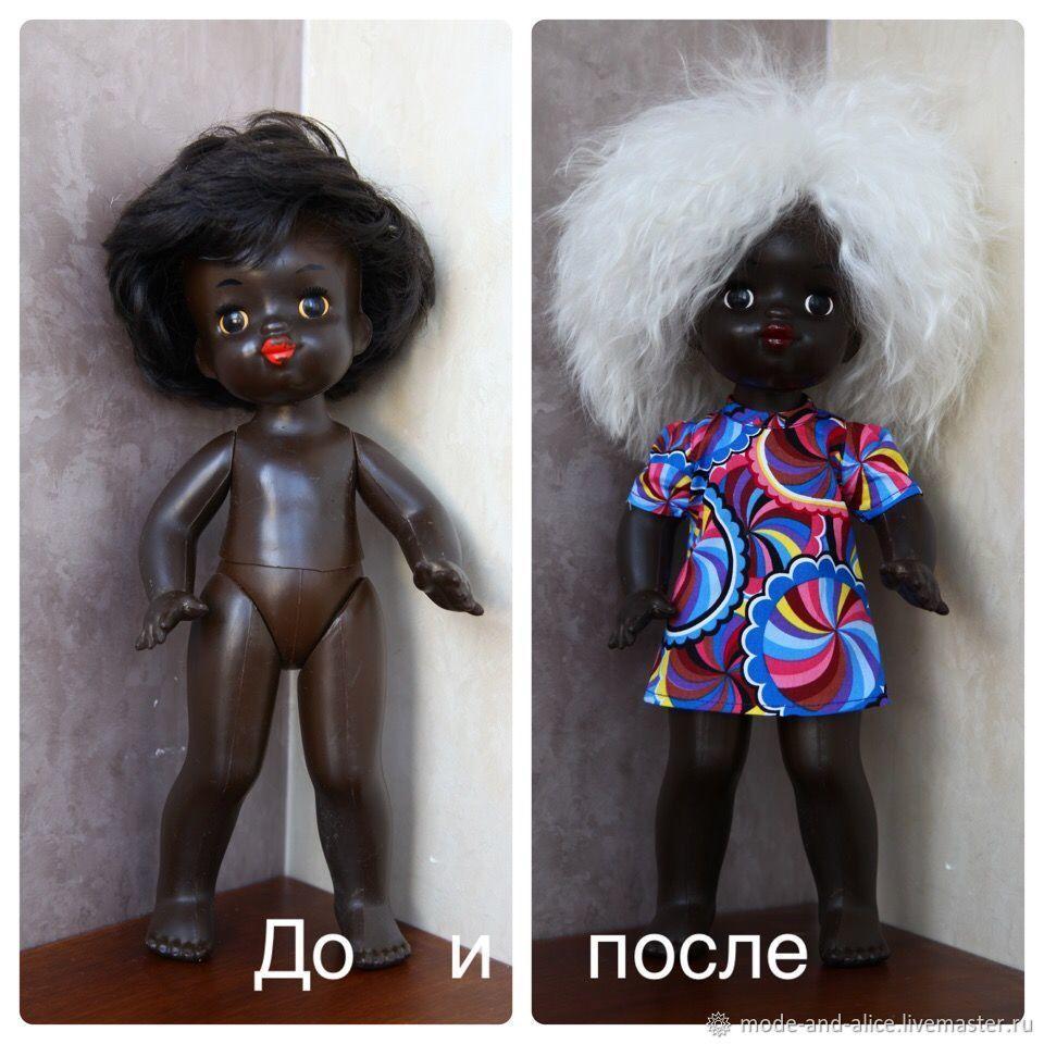 Restoring dolls Lenihradska, Clothes for dolls, Solnechnogorsk,  Фото №1