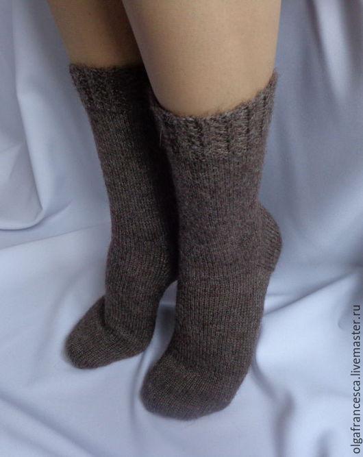 носки из альпаки, альпака, носки ручной работы, носки вязаные, теплые носки, носки шерстяные, новогодний подарок, новый год, шоколадный, носки вязаные купить, носки на заказ, сапожки вязаные, гольфы