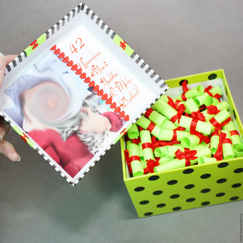 Креативные подарки на годовщину отношений 43