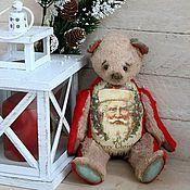 Куклы и игрушки ручной работы. Ярмарка Мастеров - ручная работа Claus. Мишка тедди. Handmade.