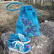Обувь ручной работы handmade. Livemaster - original item Set