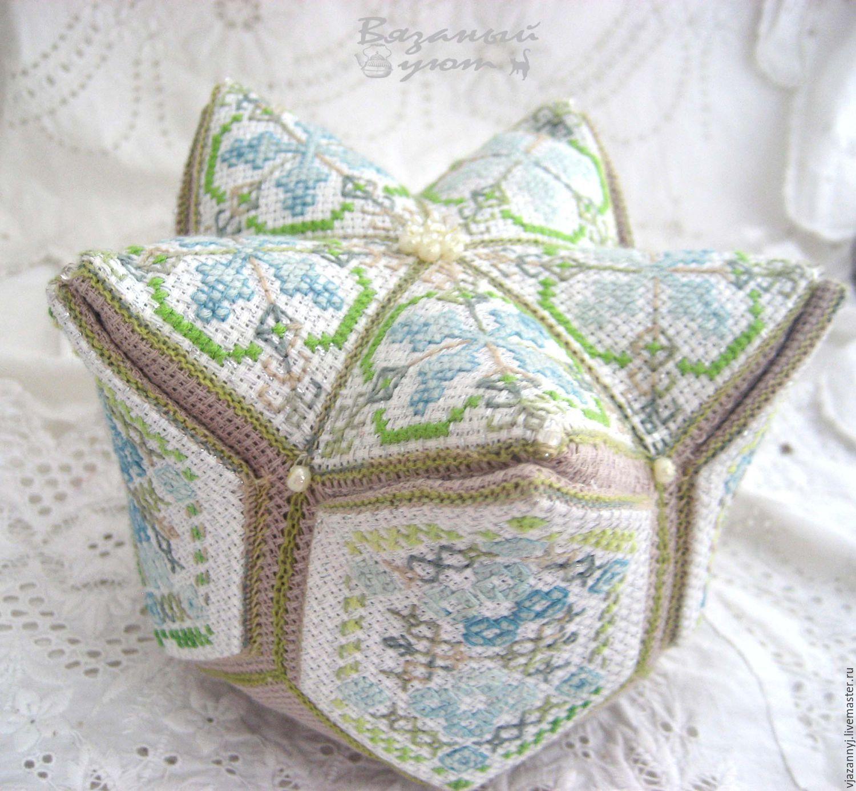 Вышивка бабушкинская