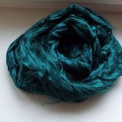 Материалы для творчества handmade. Livemaster - original item Viscose colored felting. Handmade.