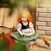 Шарнирная кукла ручной работы. Ярмарка Мастеров - ручная работа Авторская кукла ручной работы. Handmade.