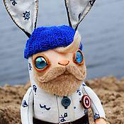 Куклы и игрушки ручной работы. Ярмарка Мастеров - ручная работа Бородач №2 Фин-морячок. Handmade.