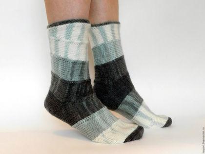 Носки, Чулки ручной работы. Ярмарка Мастеров - ручная работа. Купить Карусельки.. Handmade. Носки карусель, носок вогруг ноги
