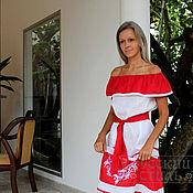 """Платья ручной работы. Ярмарка Мастеров - ручная работа Платье """"Леля"""". Handmade."""