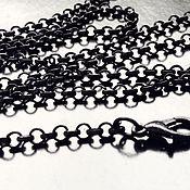 Материалы для творчества handmade. Livemaster - original item Chain for making jewelry art. 2-7 of alloy jewelry. Handmade.