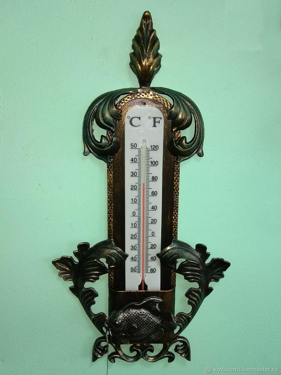 Термометр с рыбой, Изделия, Москва, Фото №1