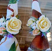 Подарки к праздникам ручной работы. Ярмарка Мастеров - ручная работа Кольца для салфеток. Handmade.