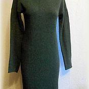 """Одежда ручной работы. Ярмарка Мастеров - ручная работа Платье """"Жухлая зелень"""". Handmade."""