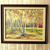 Pictures handmade. Livemaster - original item Oil painting